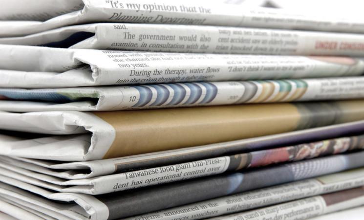 Segnlazioni dalla Stampa - 11/3nov17 Vitalizi: decide la direzione Pd