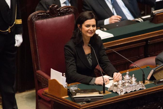 Lettera della Presidente della Camera dei Deputati