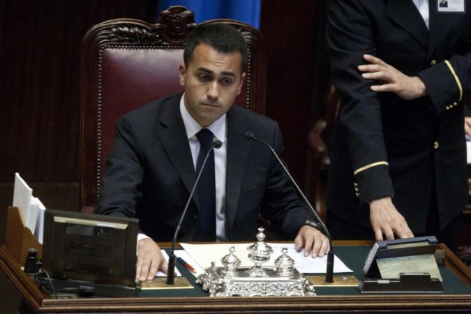 L'on. De Notaris risponde al Vice Presidente della Camera on. Di Maio