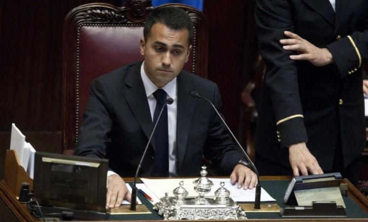 L'on. De Notaris risponde al Vice Presidente della Camera on. Di Maio