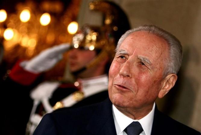 Telegramma per la scomparsa del Presidente Ciampi