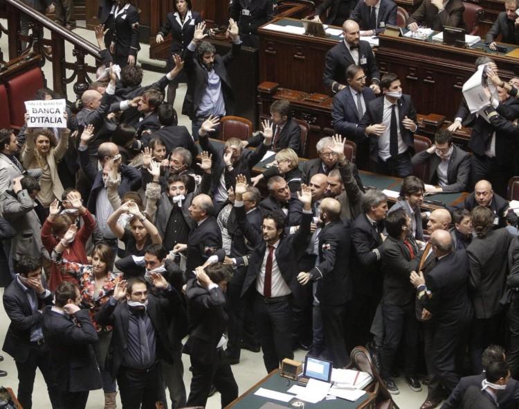 Vitalizi: il testo iniziale della proposta Richetti