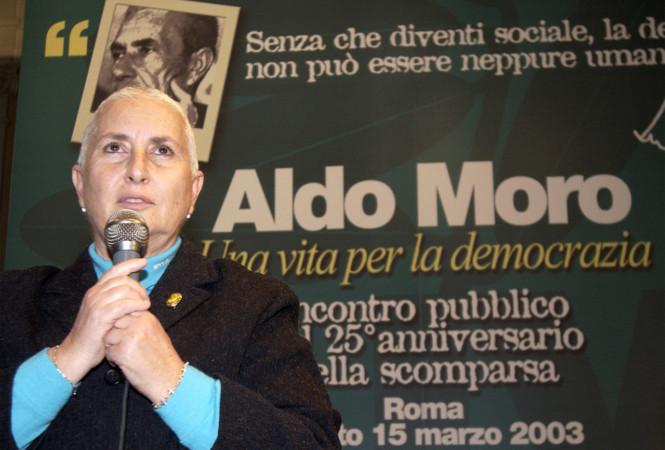Lettera ai parlamentari di Maria Fida Moro
