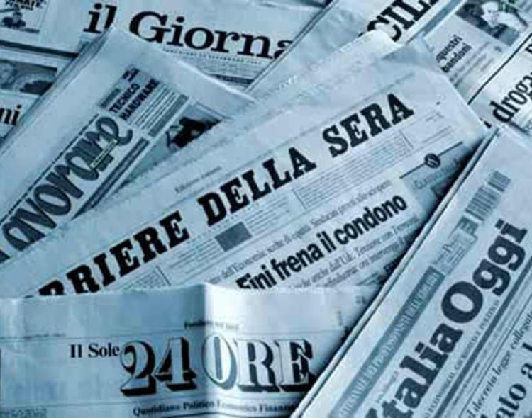 Segnalazioni Stampa (22-25lug18). Testimonianze, conformismo e cattiveria.