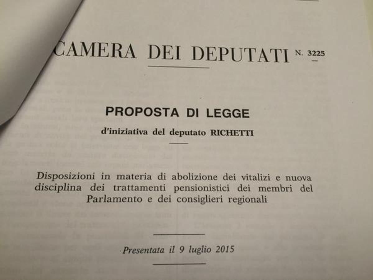 Testo comprensivo degli emendamenti approvati votato for In diretta dalla camera dei deputati