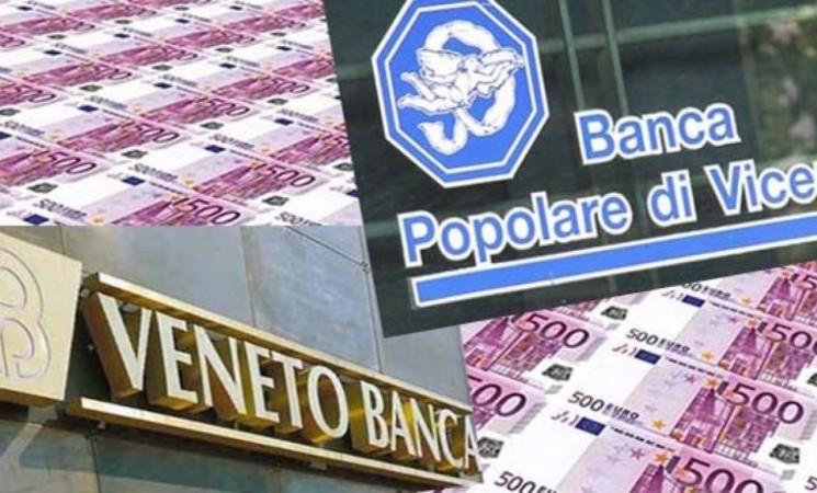 Salvataggio Banche Venete - Testi, Interviste protagonisti, Cronache e Commenti