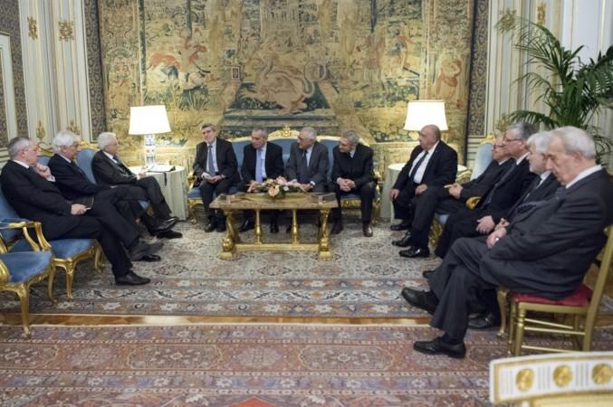 L'Associazione incontra il Presidente Mattarella