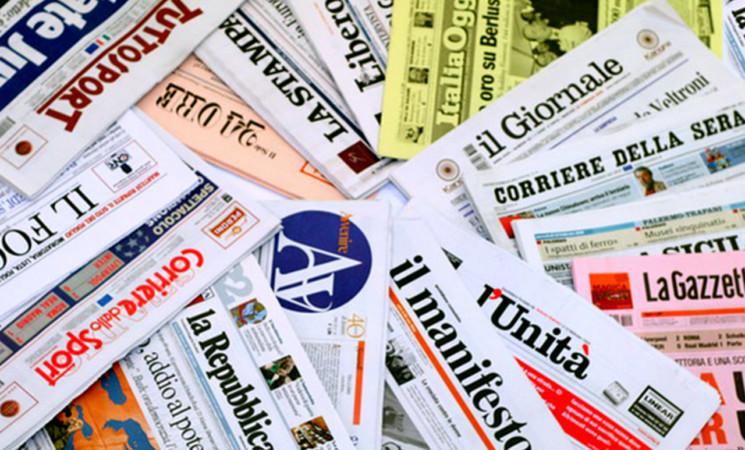 Segnalazioni Stampa, 8/10mar19 - Vitalizi regionali (Sicilia e Lazio) e altre notizie su costi politica