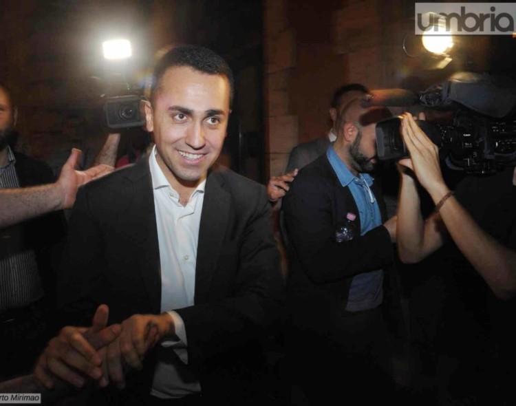 Ronconi denuncia Di Maio: la reazione dell'ex-parlamentare alle ingiurie del vice-premier pentastellato