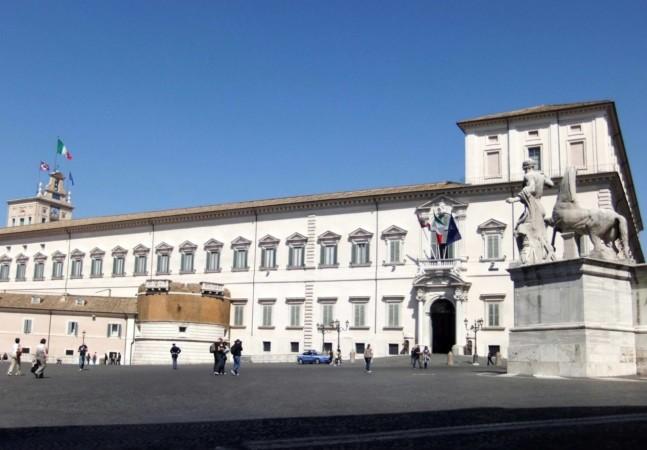 Segnalazioni Stampa, 23-24mar19 - Organi costituzionali: il budget del Quirinale