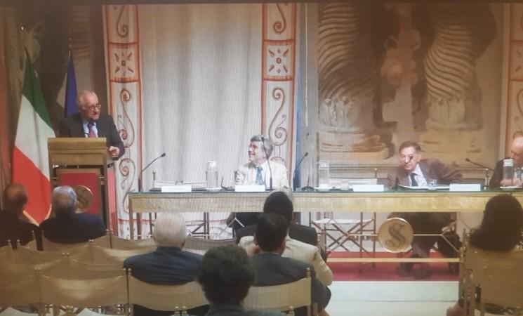 """Video del convegno """"L'UNITA' ECONOMICA E CIVILE DELL'ITALIA E IL RUOLO DELLE REGIONI"""""""