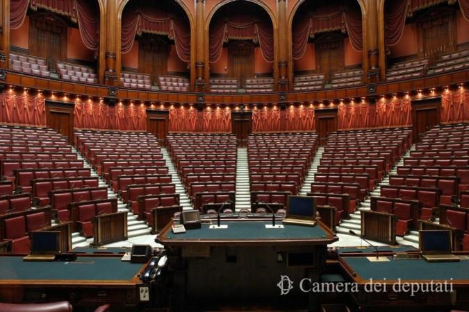 L'assemblea generale dei soci sulla riduzione del numero dei parlamentari