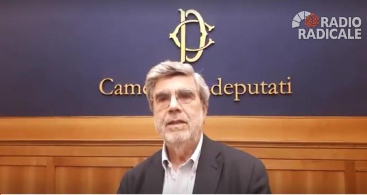Intervista al Presidente Falomi a Radio Radicale sulla riduzione del numero dei parlamentari