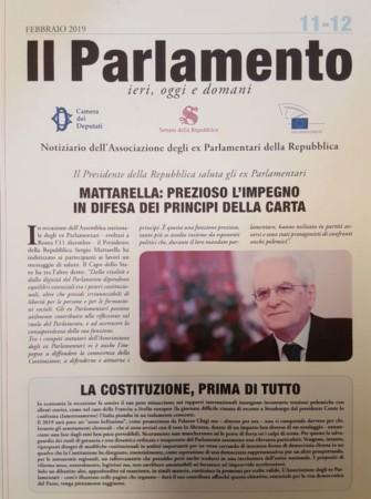 """""""Il Parlamento, ieri, oggi e domani"""": il nuovo numero"""