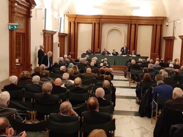 Assemblea dell'Associazione: eletto il nuovo direttivo, gli interventi di Bianco, Mirabelli e Falomi