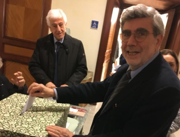 FALOMI RICONFERMATO PRESIDENTE, ELETTA LA NUOVA PRESIDENZA
