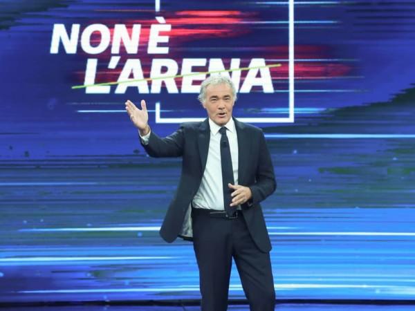 """LA LETTERA - """"Svegliatevi vecchine"""", a proposito di Giletti - Non è l'Arena (16.02.20)"""