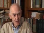 In ricordo di Aldo Masullo filosofo di strada - Un contributo di Valerio Mignone