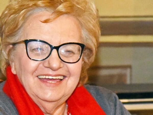 Il ricordo del Presidente Falomi per la scomparsa di Carla Nespolo