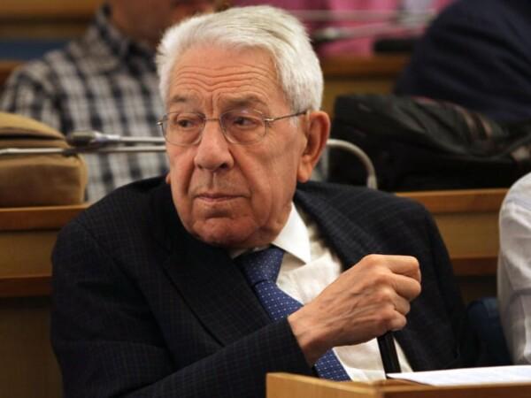 L'Associazione degli ex-parlamentari della Repubblica esprime il suo profondo dolore per la scomparsa dell'On. Prof. Gianni Ferrara