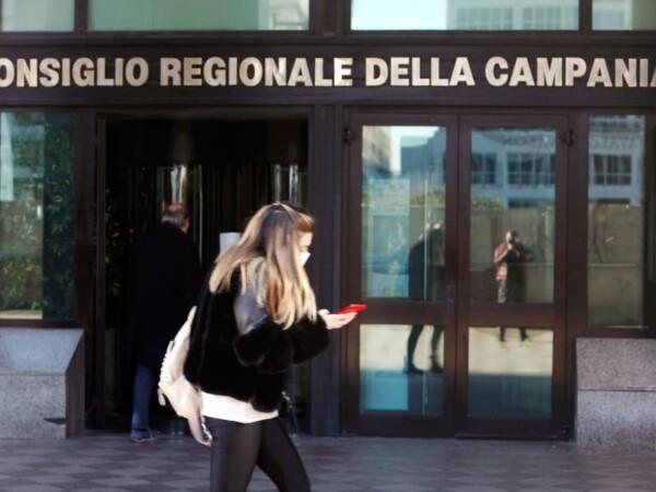 Segnalazioni Stampa, 01giu21 - Campania: in Consiglio Regionale pensioni e reversibilità