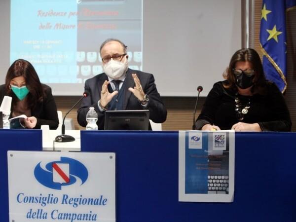 Segnalazioni Stampa, 02giu21 - Campania: strascichi polemici su vitalizi-pensioni