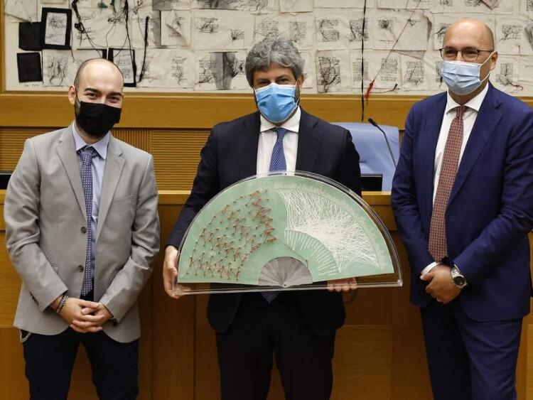 "Segnalazioni Stampa, 22lug21 - Green Pass per i deputati? Fico dice ""no"""