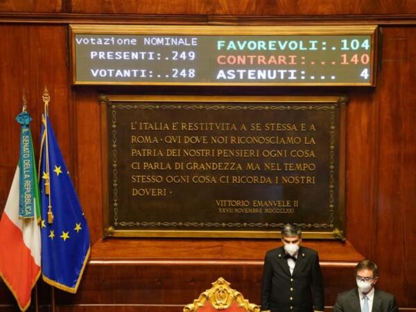 Segnalazioni Stampa, 17lug21 - L'austerità secondo il Senato...