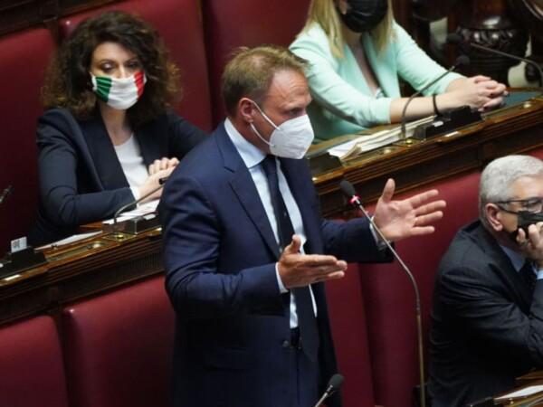 """Segnalazioni Stampa, 08set21 - Aula Camera: Covid, deputati per il """"green pass"""""""